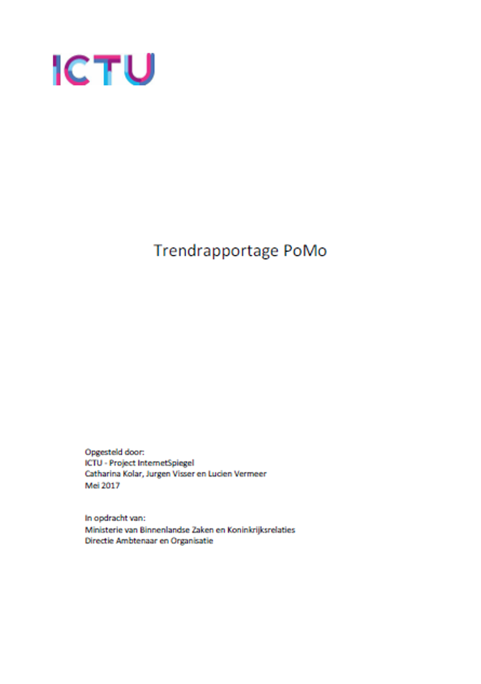 Afbeelding rapport Trendrapportage PoMo
