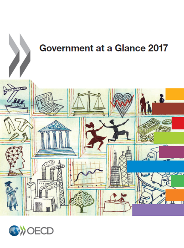 Afbeelding rapport Government at a glance 2017
