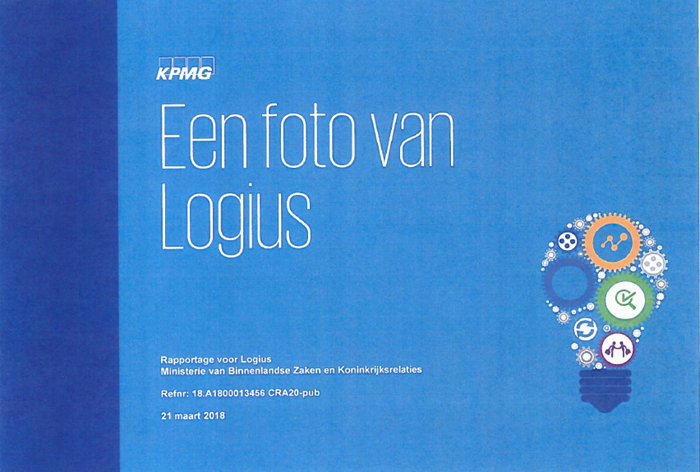 Afbeelding rapport Rapport 'Grondige Analyse' Logius